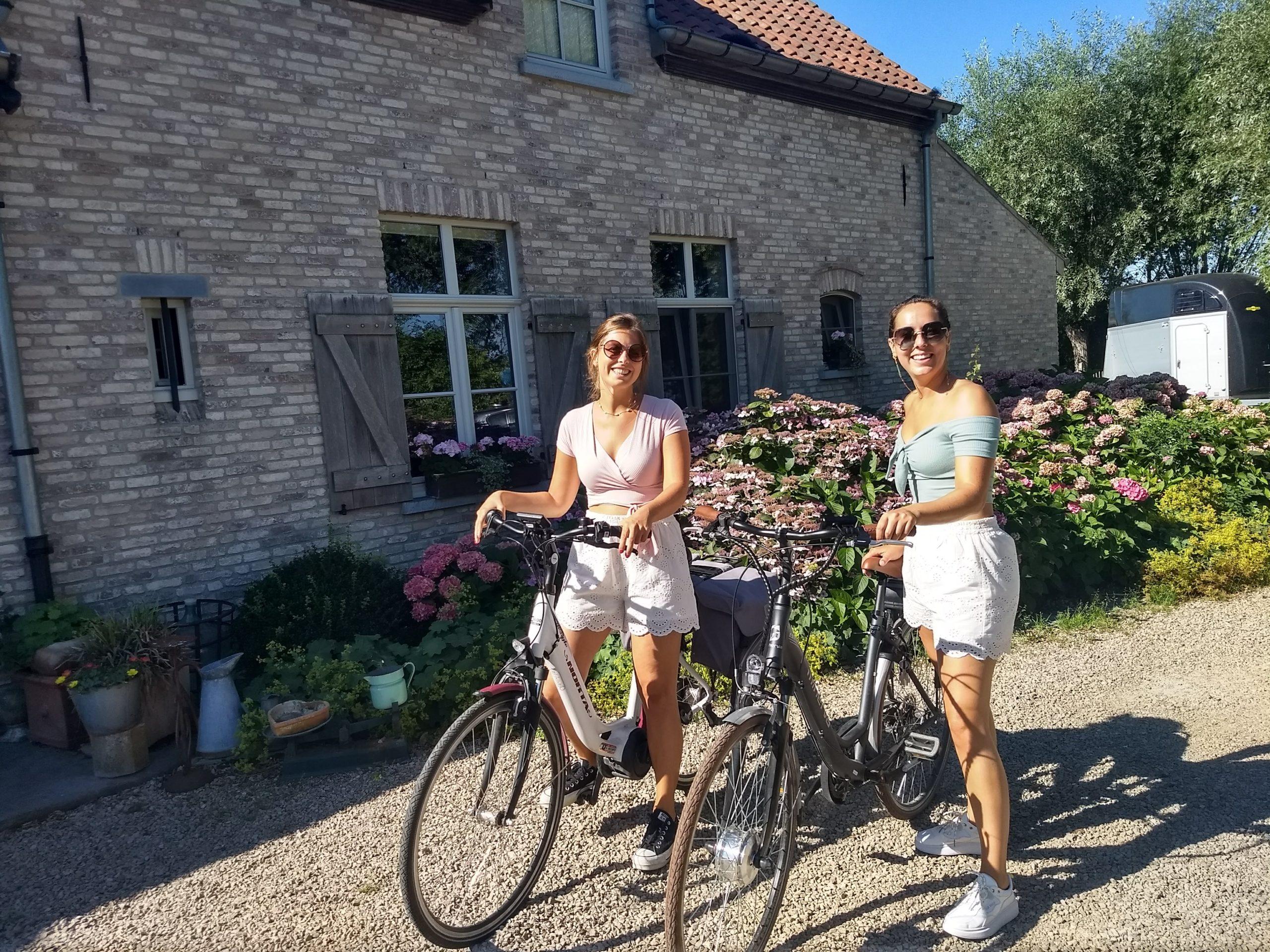 Huur een fiets bij B&B De Vossenbarm
